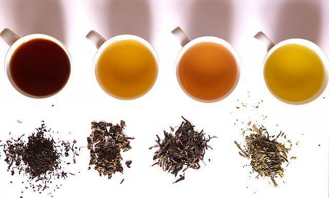 what tea is more useful than black or green for weight loss