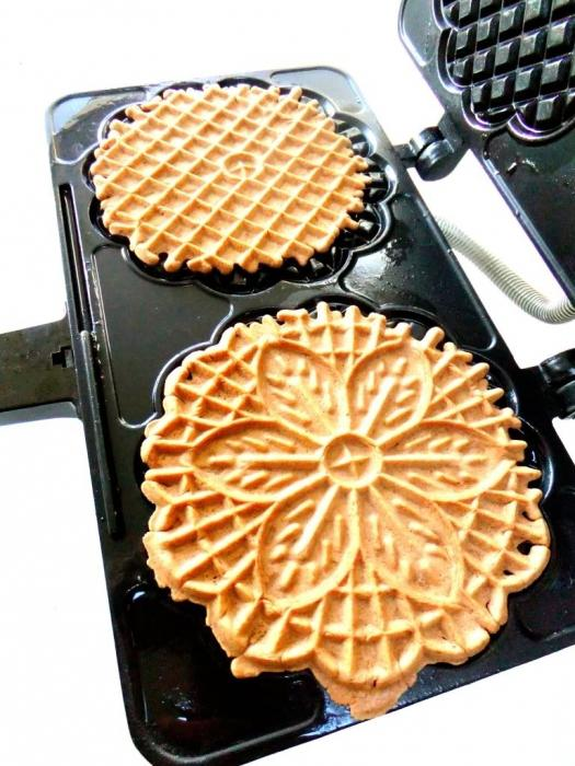 recipe for waffle waffles soft